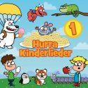 Hurra Kinderlieder 125x125 - Hurra Kinderlieder - Rezension und Gewinnspiel