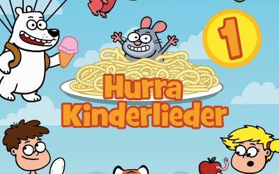 Hurra Kinderlieder 400x250 - Hurra Kinderlieder - Rezension und Gewinnspiel