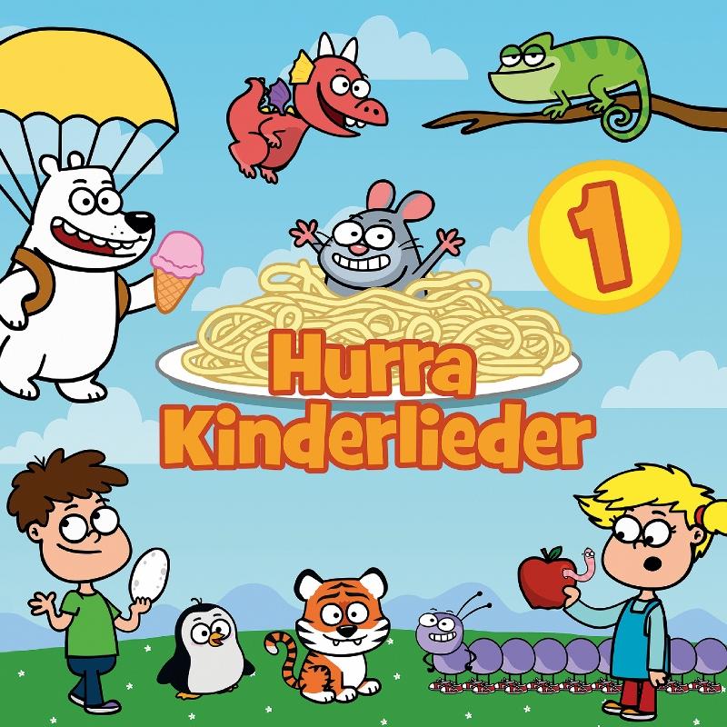 Hurra Kinderlieder – Rezension und Gewinnspiel