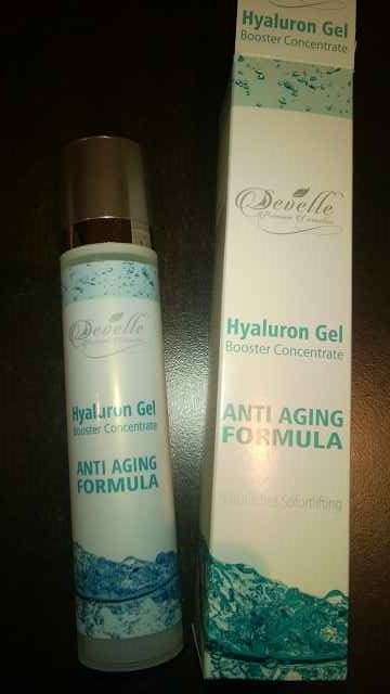 Hyaluron Gel Test
