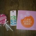 I AM Loves Kids 2 125x125 - süße Überraschung von I AM