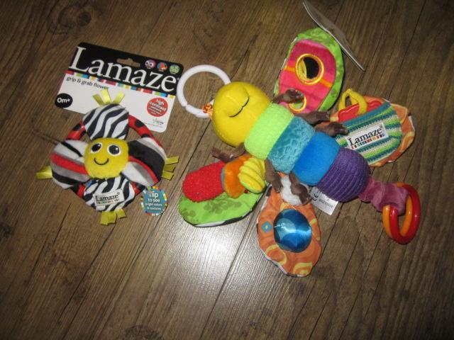Lamaze Spielzeug im Test