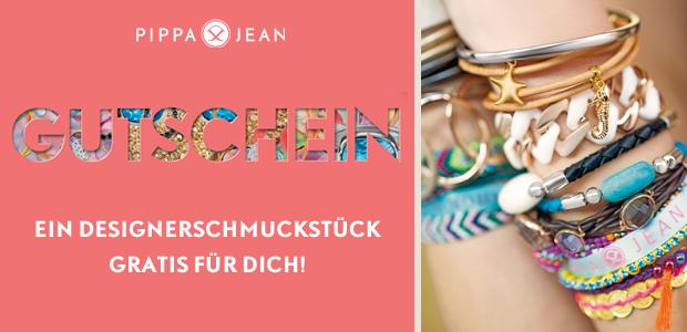 Gewinnspiel: Schmuck von Pippa&Jean