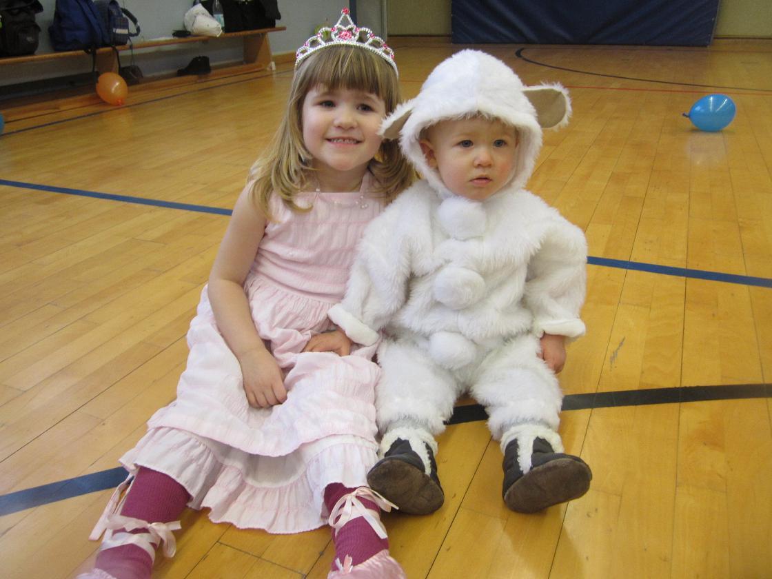 Karneval 2012 – Cinderella und der kleine Eisbär