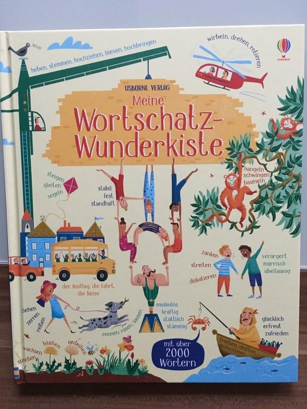 """Gewinnspiel: Buch """"Meine Wortschatz – Wunderkiste"""""""