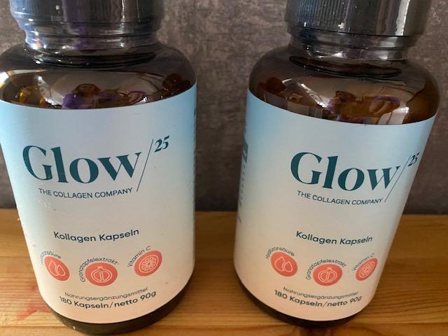 Produkttest: Glow25