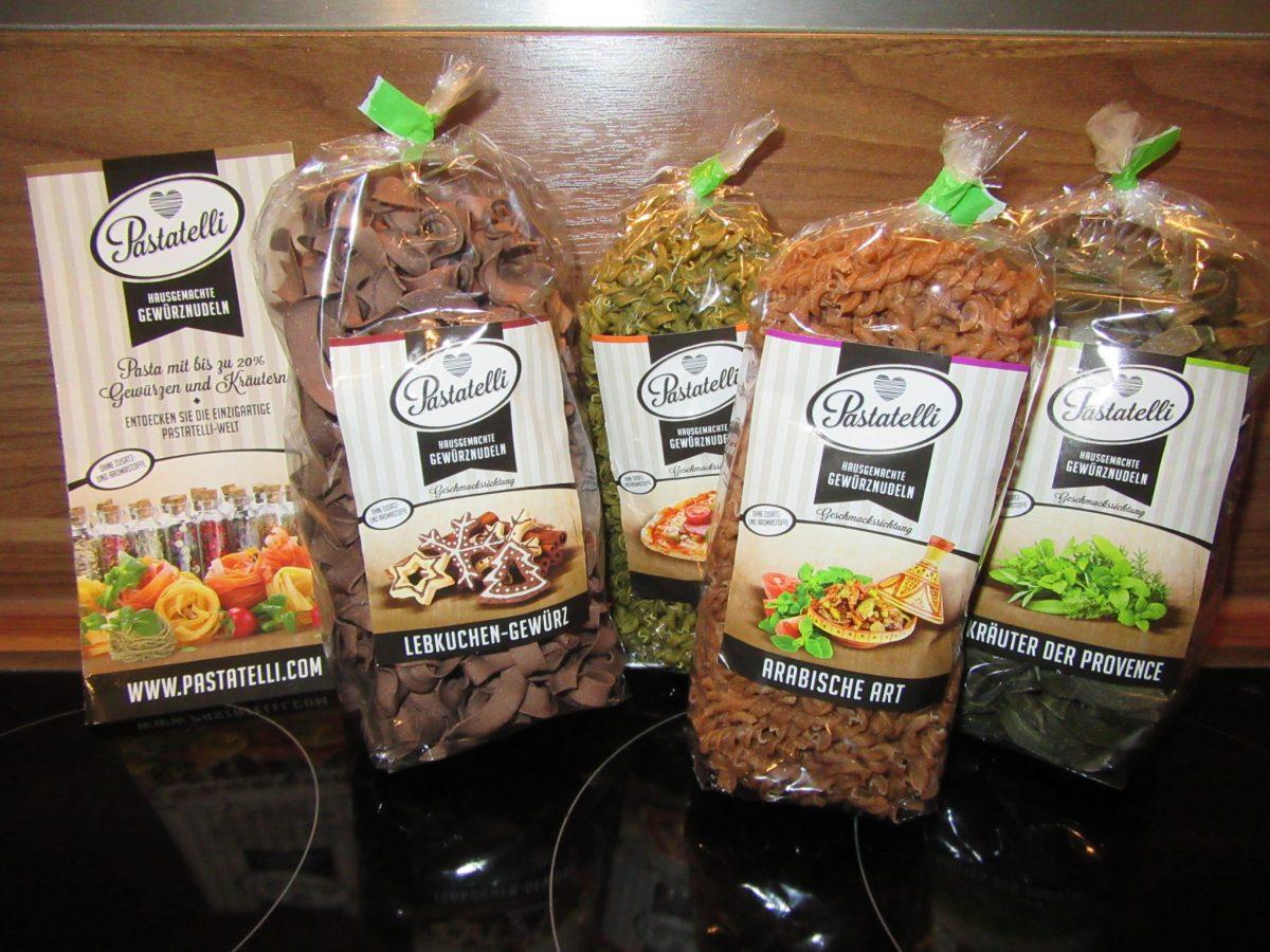 Produkttest: Gewürznudeln von Pastatelli