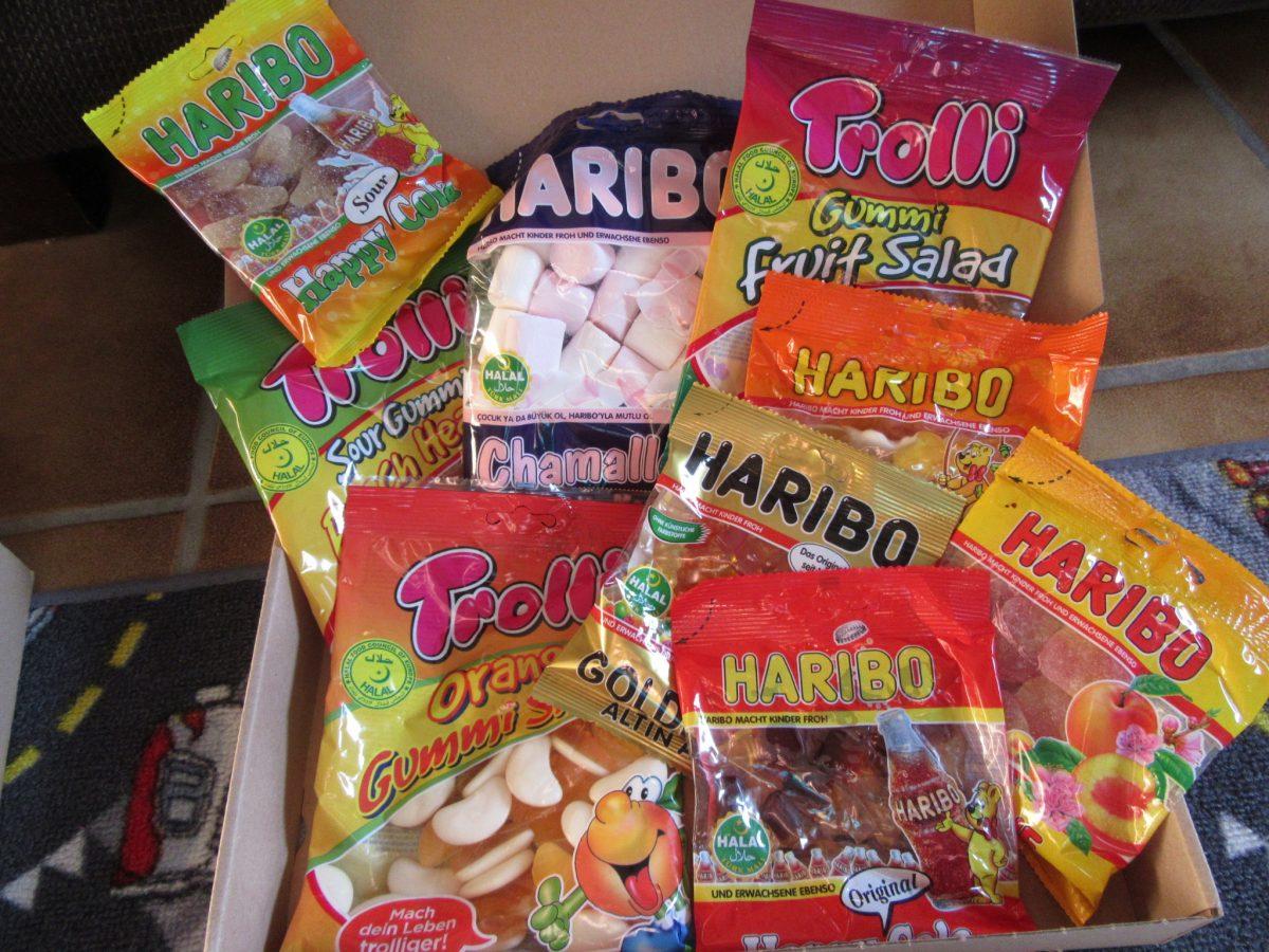 XXL: Die größten Süßigkeiten gibt es hier