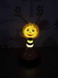 IMG 7408 600x800 225x300 - Produkttest- Biene Maja Kinderleuchten von Varta
