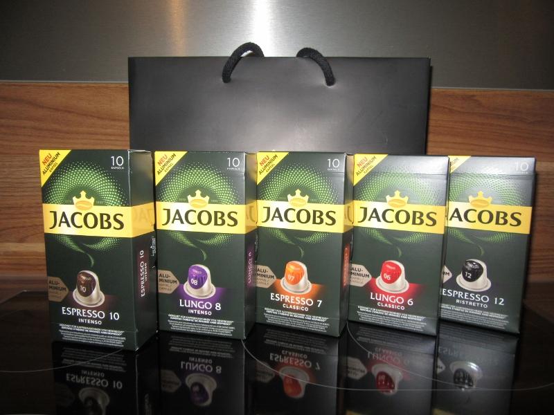 Produkttest: Jacobs Espresso Kapseln aus Aluminium