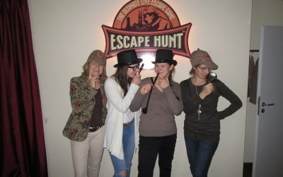 The Escape Hunt Experience in Bielefeld