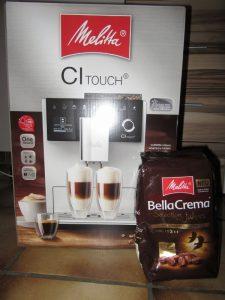 IMG 7691 600x800 225x300 - Melitta®CI Touch® Kaffee-Vollautomat - Produkttest