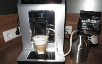 Krups EA 891C10 Evidence Kaffeevollautomat-Erster Eindruck- Inbetriebnahme