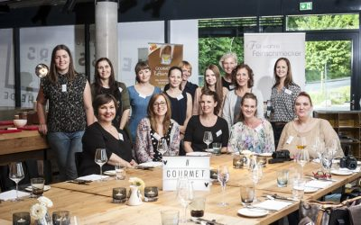 IMG GOURMET Blogger Event1 400x250 - Gourmet Blogger Event in Hensslers Küche in Hamburg