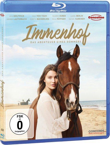 IMMENHOF - DAS ABENTEUER EINES SOMMERS Blu-ray