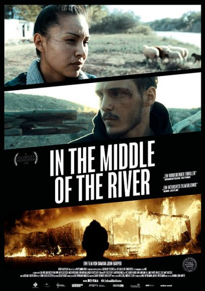 IN THE MIDDLE OF THE RIVER Filmplakat 424x600 - Gewinnspiel: IN THE MIDDLE OF THE RIVER