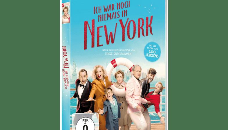 Gewinnspiel: Ich war noch niemals in New York