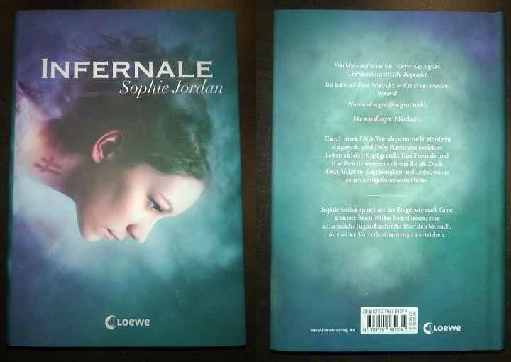 Infernale - Rezension: Infernale von Sophie Jordan