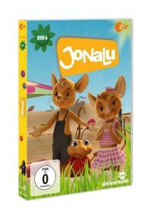 JoNaLu DVD 6, Hörspiel CD 9 und Soundtrack Staffel 2 (1)