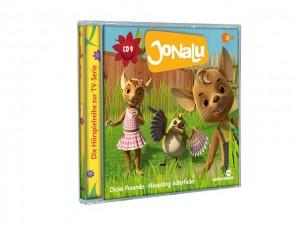 JoNaLu DVD 6, Hörspiel CD 9 und Soundtrack Staffel 2 (2)