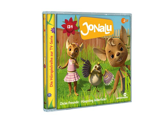 Gewinnspiel: JoNaLu DVD 6, Hörspiel CD 9 und Soundtrack Staffel 2