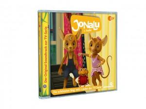JoNaLu DVD 6, Hörspiel CD 9 und Soundtrack Staffel 2 (3)