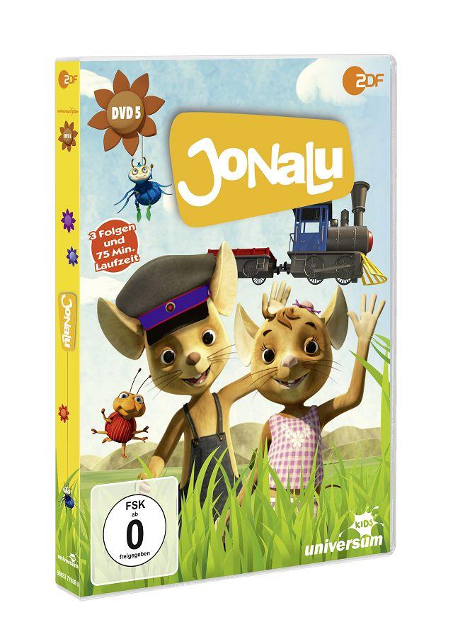 Jonalu - Gewinnspiel: JoNaLu die 2. Staffel DVD 5