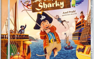 KÄPT'N SHARKY Hörspiel