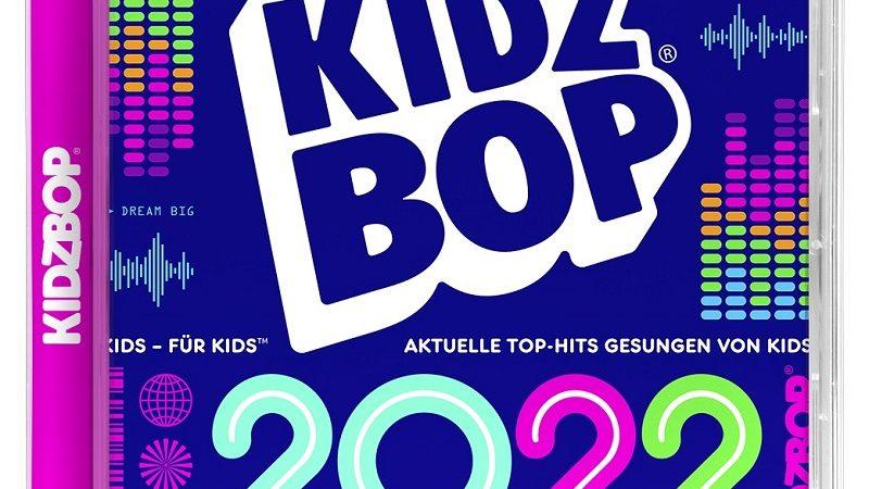 Gewinnspiel – Kidz Bop 2022
