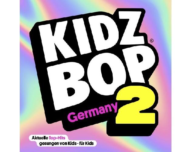 Gewinnspiel: KIDZ BOP Germany 2