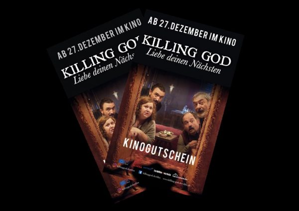 KILLING GOD_Freikarten