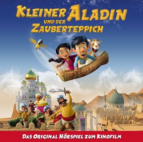 KLEINER ALADIN UND DER ZAUBERTEPPICH Hörspiel