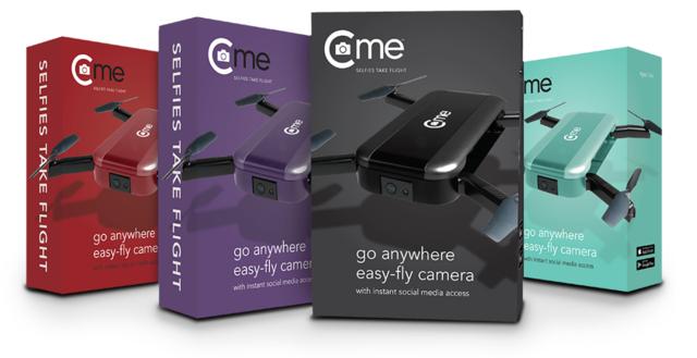Kamera C me Drohne von Revell 1 - Gewinnspiel: Kamera C-me Drohne von Revell