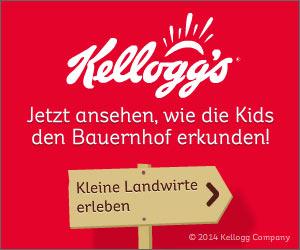 """Kellogg's präsentiert """"Eine Schüssel voller Sonnenschein"""" – sponsored Clip"""