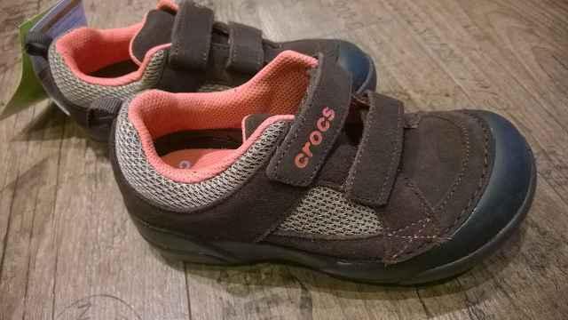Kids' Dawson Easy on Shoes test 1 - Produkttest: Kinderschuhe für den Herbst von Crocs