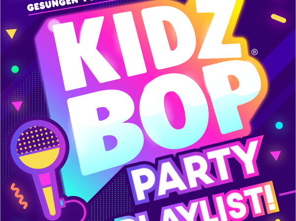 KIDZ BOP Party Playlist – Gewinnspiel /Rezension