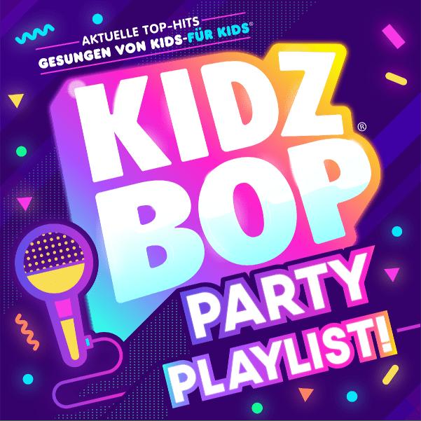 KIDZ BOP Party Playlist – Gewinnspiel /Rezension