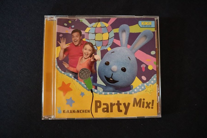 "Rezension zur CD ""Kikaninchen Party Mix"""
