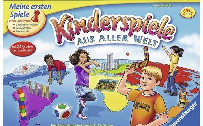 Kinderspiele aus aller Welt 400x250 - Ravensburger - Kinderspiele aus aller Welt -Rezension/Gewinnspiel