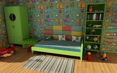 Kinderzimmergestaltung 400x250 - Kinderzimmer intelligent und stilvoll gestalten - so geht's