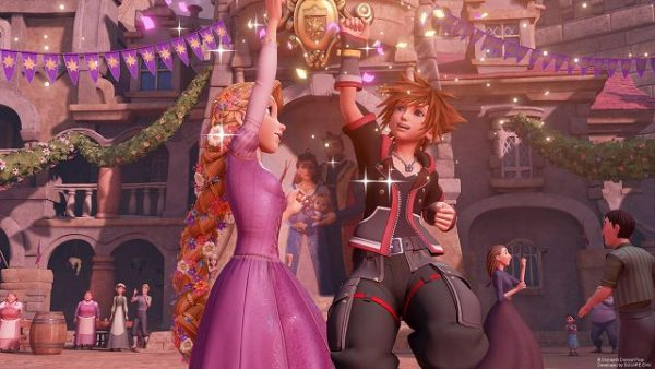 Kingdom Hearts III 7 600x338 - Rezension: Kingdom Hearts III für die Playstation 4