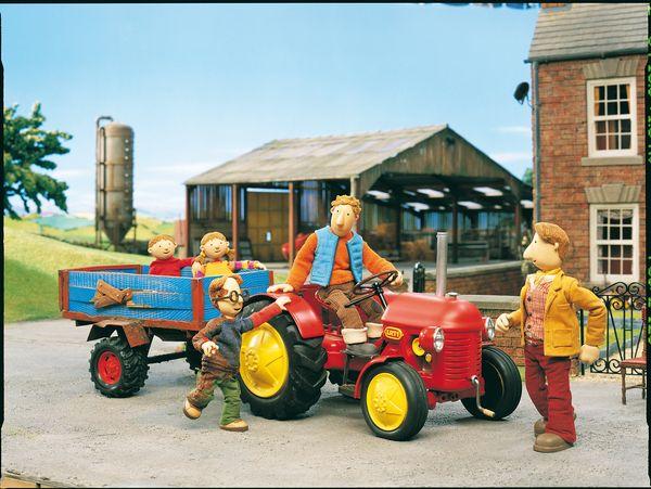 beendet - gewinnspiel - kleiner roter traktor box 2