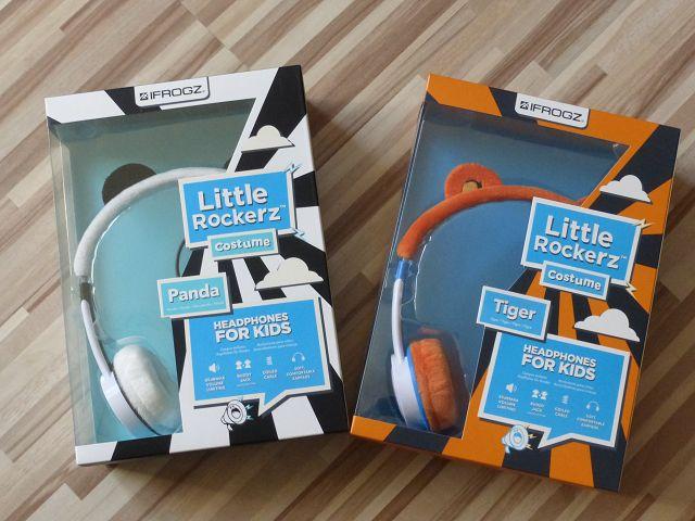 Kopfhörer von IFROGZ 41 - Gewinnspiel: Kopfhörer von IFROGZ Little Rockerz