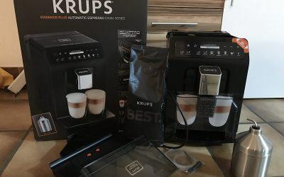 Krups Evidence Plus 400x250 - Krups Evidence Plus-Erster Eindruck