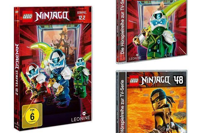Gewinnspiel: die Abenteuer in LEGO® Ninjago® gehen weiter