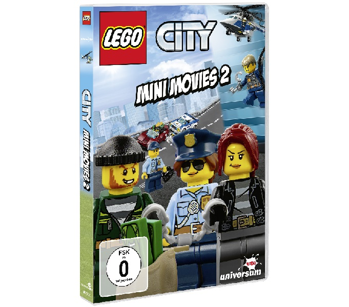 Gewinnspiel: LEGO City! Mini Movies 2