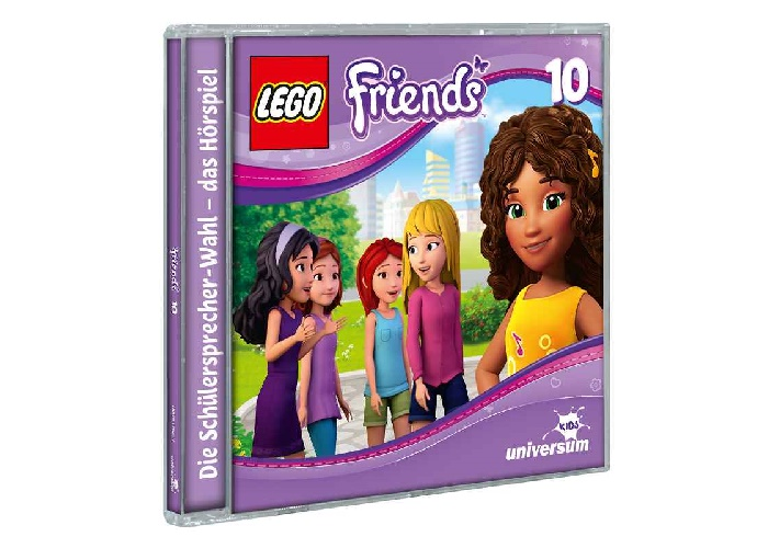 LEGO Friends CD 10