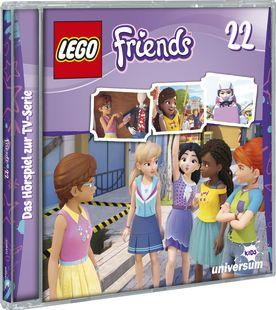 LEGO Friends CD 22 Cover - Gewinnspiel/Rezension - Lego Friends CD 22