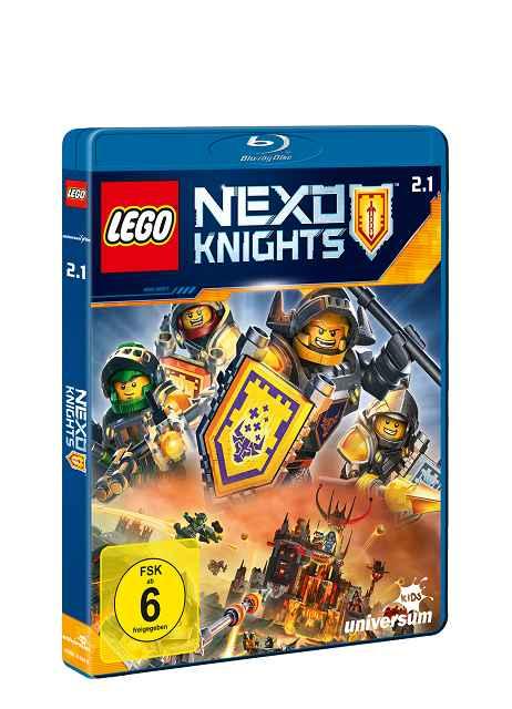 lego nexo knights 2 1 3 famil s die testfamilie. Black Bedroom Furniture Sets. Home Design Ideas