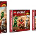 LEGO NINJAGO DVD und CDs 125x125 - LEGO NINJAGO - Staffel 10 DVD und DCs - Gewinnspiel